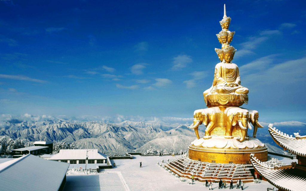 Emei Shan Mountain 2 - Tours