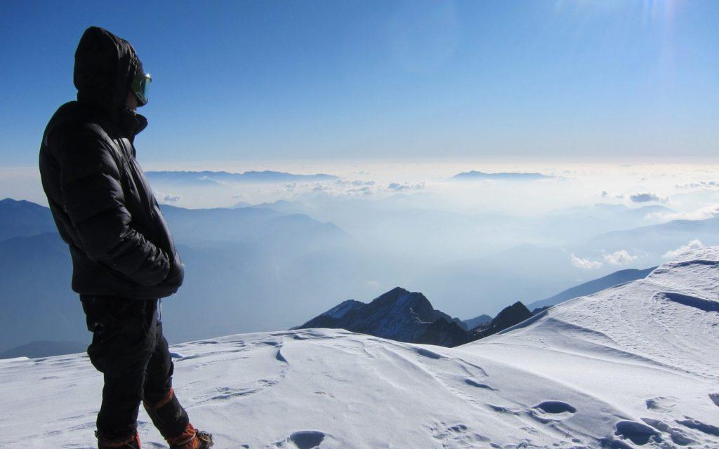 Haba Mountain Peak Summit