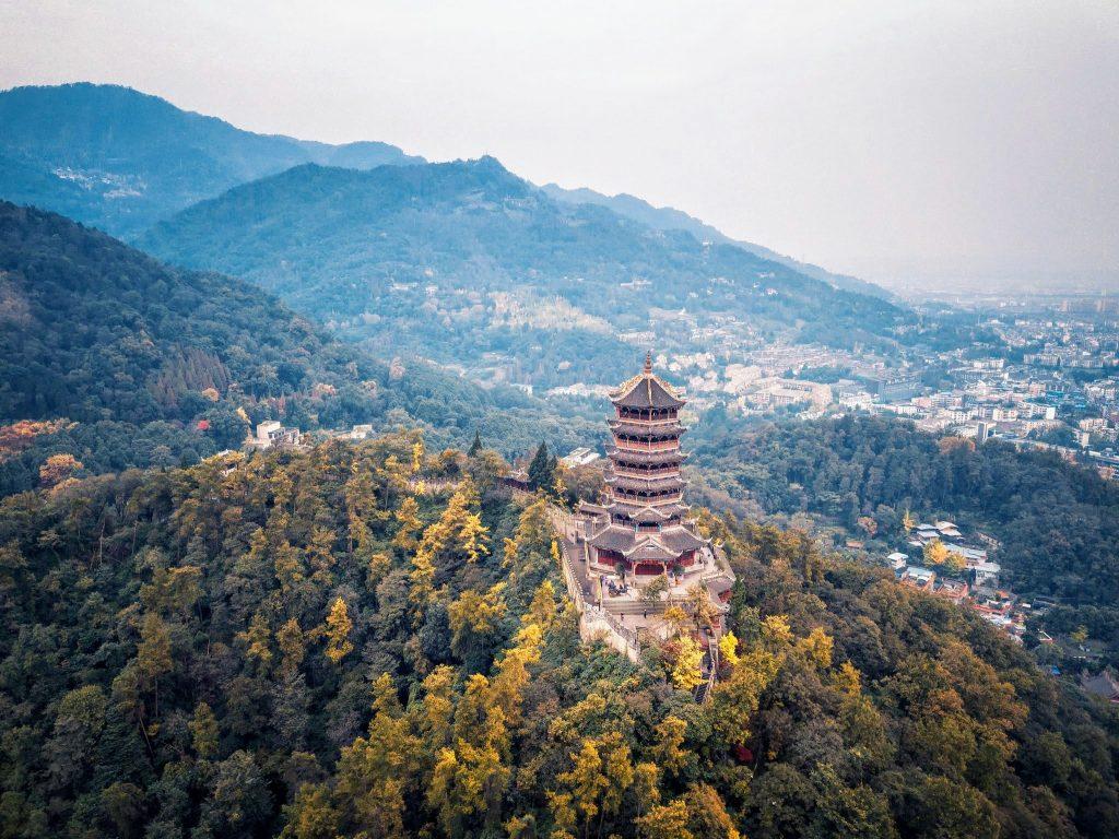 Qingcheng Shan Mountain - Tours